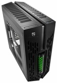 Компьютерный корпус Deepcool Genome II Black/green