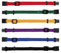 Набор цветных ошейников для щенков TRIXIE 10 мм 17-25 см 6 штук (15551)