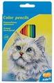 Kite цветные карандаши Животные, 18 цветов (K15-052)