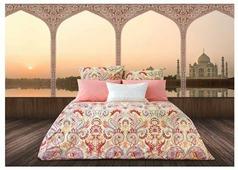 Постельное белье 2-спальное Sova & Javoronok Жемчужина Индии 50х70 см, перкаль