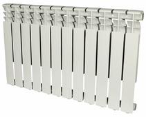 Радиатор алюминиевый ROMMER Al Optima 500