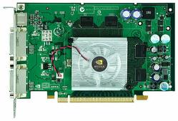 Видеокарта PNY Quadro FX 560 350Mhz PCI-E 128Mb 1200Mhz 128 bit 2xDVI