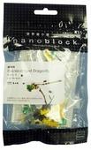 Конструктор Nanoblock Miniature IST-006 Стрекоза