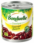 Фасоль Bonduelle Classique красная, жестяная банка 200 г