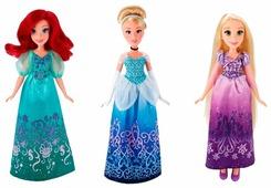 Кукла Hasbro Disney Princess Королевский блеск, 28 см, B5284