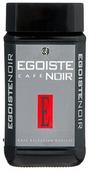 Кофе растворимый Egoiste Noir, стеклянная банка