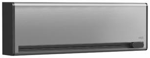 Диспенсер для рулонов EMSA Smart 38x7.7x12.8 см, сталь