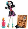 Кукла Monster High Художественный класс Скелита Калаверас, 27 см, BDF14