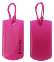 Бирка для багажа Travel Blue Jelly ID Tag