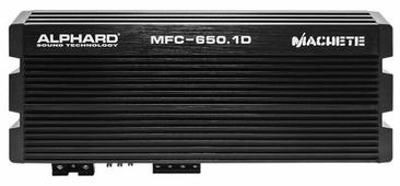 Автомобильный усилитель Alphard Machete MFC-650.1D