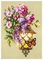 Чудесная Игла Набор для вышивания Свет надежды 17 x 23 см (100-041)