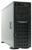 Компьютерный корпус Supermicro SC745TQ-R1200B