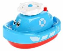 Игрушка для ванной Умка Кораблик с фонтаном (B1487992-R)