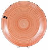 Elrington Тарелка обеденная Нежный персик 27 см