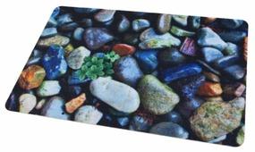 Придверный коврик RemiLing Камни (принт)