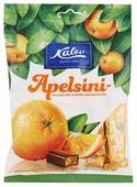 Конфеты Kalev Apelsini, начинка мармелад, апельсиновый вкус, пакет