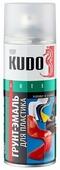 Грунт-эмаль KUDO для пластика