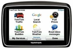 Навигатор TomTom GO 740