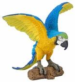 Фигурка Papo Голубой попугай ара 50235