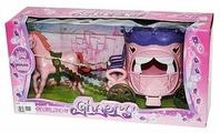 Shenzhen Toys карета с лошадью (2423)