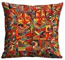 Подушка декоративная Gift'n'Home Африка 35х35 см (PLW-35 АФРИКА)