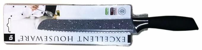 Excellent Houseware Нож для хлеба 17012, 20 см