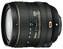 Объектив Nikon 16-80mm f/2.8-4E ED VR AF-S DX Nikkor
