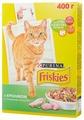 Корм для кошек Friskies с кроликом и полезными овощами 1.5 кг