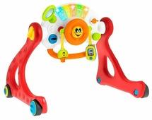 Интерактивная развивающая игрушка Chicco Гимнастический центр 4 в 1 GYM
