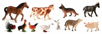 Фигурки Miniland Домашние животные 27420