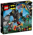 Конструктор LEGO DC Super Heroes 76117 Робот Бэтмена против робота Ядовитого Плюща