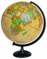 Глобус политический Глобусный мир Ретро Александр 420 мм (16038)