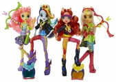 Кукла My Little Pony Equestria Girls Вондеркольты, 22 см, B1771