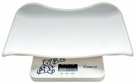 Электронные детские весы Momert 6425