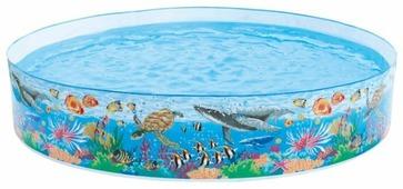Детский бассейн Intex Coral Reef 58472 Dinosaur Snapset