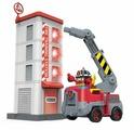 Игровой набор Silverlit Robocar Poli Пожарная станция 83409