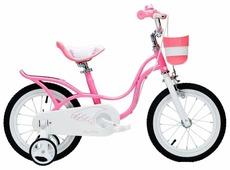 Детский велосипед Royal Baby Little Swan 14 (2018)