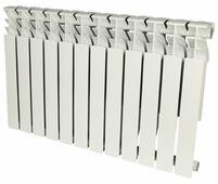 Радиатор алюминиевый ROMMER Al Plus 500