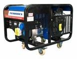 Бензиновый генератор Eco PE 11000 ES (9000 Вт)