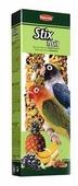 Лакомство для птиц Padovan Stix Fruit для средних попугаев фруктовые