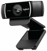 [NEW] Logitech C922 Pro Stream Webcam (RTL) (USB2.0, 1920x1080, микрофон) <960-001088>