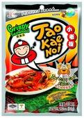 Снэк из морских водорослей Tao Kae Noi со вкусом тайского краба карри 32 г