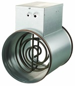 Электрический канальный нагреватель VENTS НК 160-2,4-1