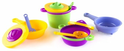 Набор посуды Пластмастер Эксперт 22108