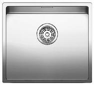 Врезная кухонная мойка Blanco Claron 450-U 49х44см нержавеющая сталь