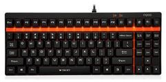 Клавиатура Rapoo V500 Black USB
