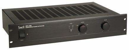 Усилитель для сабвуфера Snell Acoustics SPA 200
