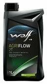 Масло для садовой техники Wolf AgriFlow 2T 1 л