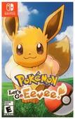 Nintendo Pokémon: Let's Go, Eevee!