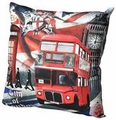 Подушка декоративная Gift'n'Home Лондонские Фантазии 35х35 см (PLW-35 LDream)